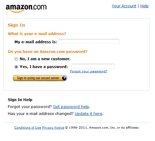 how to order amazon order process 0