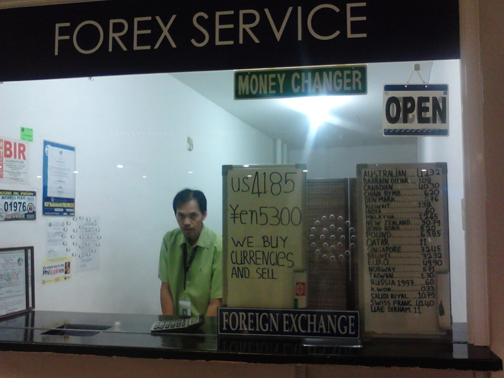 Forex exchange philippines